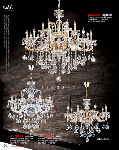 Luxury  & Over Sized Chandeliers
