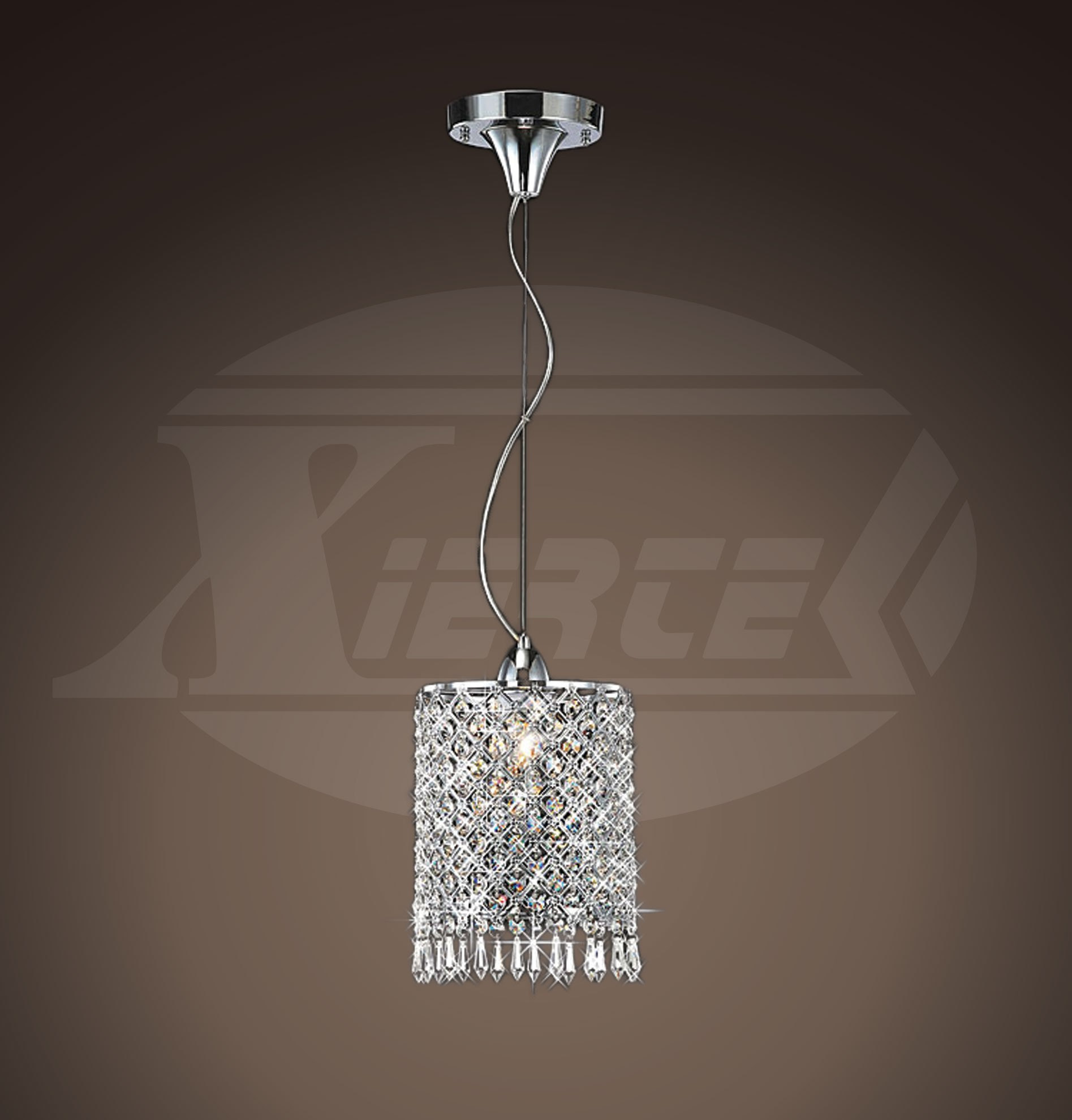 Renesmee 1 light sparkle shine crystal mini pendant round chrome renesmee 1 light sparkle shine crystal mini pendant round chrome chandelier 13hx7 aloadofball Images
