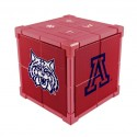 Kube Collegiate Speaker with BLUETOOTH 3.0 Wireless- University of Arizona, Wild Cats
