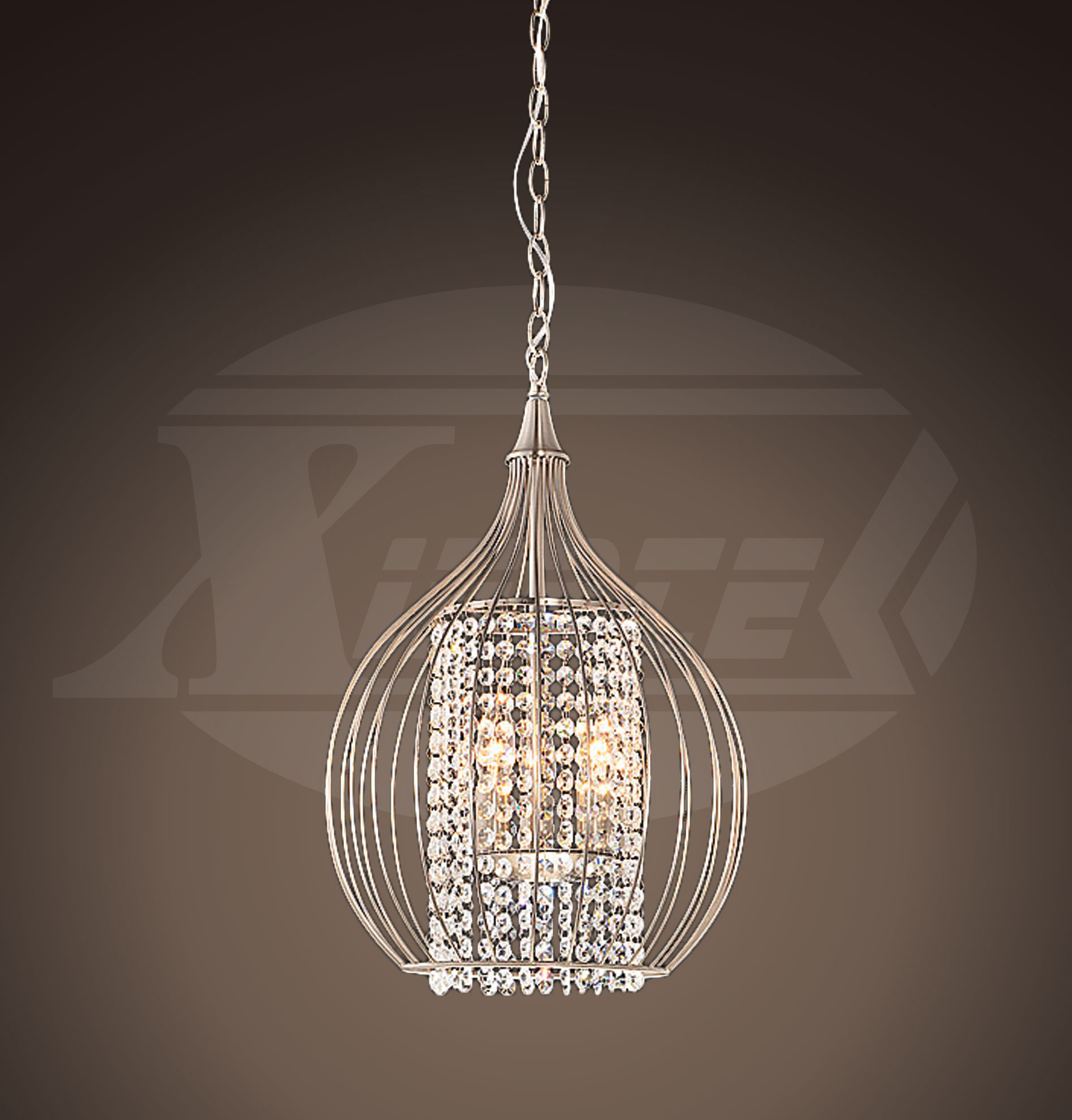 Home page helina chrome and crystal 4 light round ceiling flush mount chandelier 16hx17 w arubaitofo Gallery